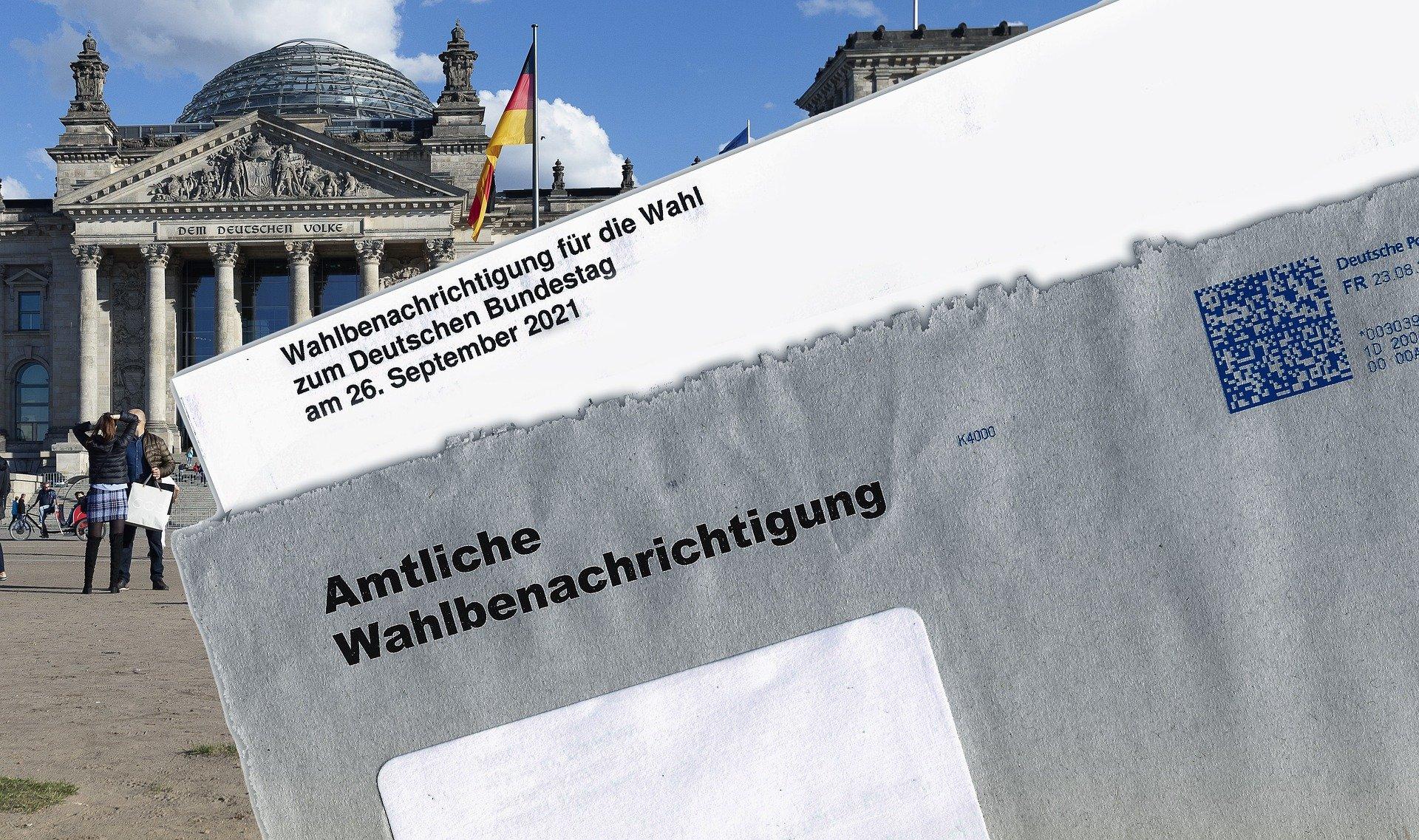 Die Qual zur Bundestagswahl 2021
